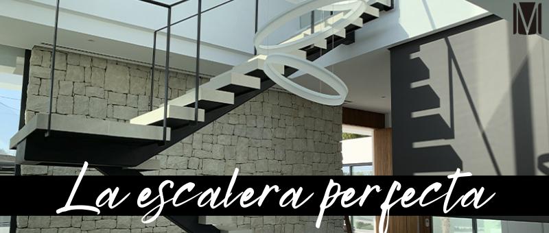 ¿Cómo elegir la escalera ideal para tu casa?